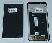 Дисплей в сборе с тачскрином Xiaomi Redmi Note 5 белый