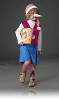 Карнавальный костюм Буратино, Пиноккио с гетрами