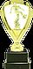 Статуетка футбольна L154, фото 3