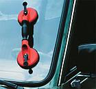 Присоска двойная WURTH / VERIBOR. Приспособление для переноса стекол, фото 2