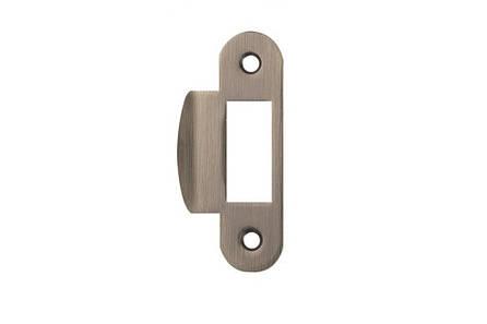 Ответная часть для механизма SIBA 590/Р стандартная, цвет - ант. бронза
