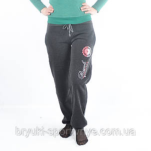 Штаны спортивные женские под манжет, фото 2