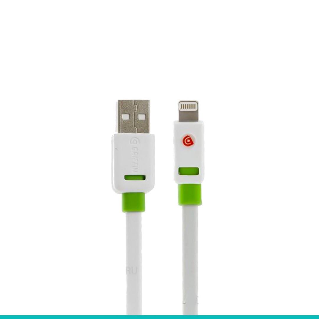 USB кабель Griffin с разъемом Lightning 1 м.