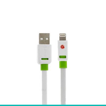 USB кабель Griffin с разъемом Lightning 1 м., фото 2
