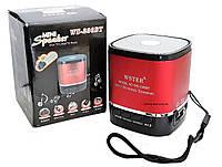 Портативная колонка WSTER WS-236BT  MP3, FM, USB, Bluetooth, фото 1
