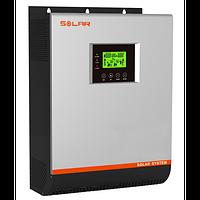 Гибридный инвертор 4000Вт, 48В+ШИМ контроллер 50А SANTAKUPS PV18-5K PK