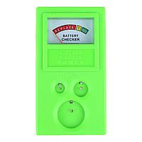 Кнопка монетная ячейка Батарея Проверка контрольно-измерительных приборов для проверки питания Инструмент Электронное измерительное ус - 1TopShop