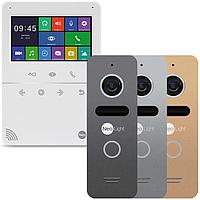 NeoLight TETTA+ и NeoLight SOLO комплект видеодомофона, фото 1
