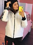 "Женская куртка на молнии ""Bomber"" (4 цвета), фото 3"