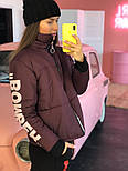 "Женская куртка на молнии ""Bomber"" (4 цвета), фото 5"