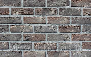 Плитка ручного формування Loft-Brick 210х65х15 мм, серія Romance, Антро