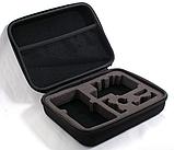 Кейс для хранения экшн камеры и аксессуаров - Black Medium, фото 2