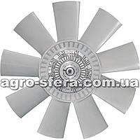 Вязкостная муфта Д 660мм ВМПВ 001.00.01-СБ-КрАЗ ЯМЗ-238ДЕ2 Вискомуфта