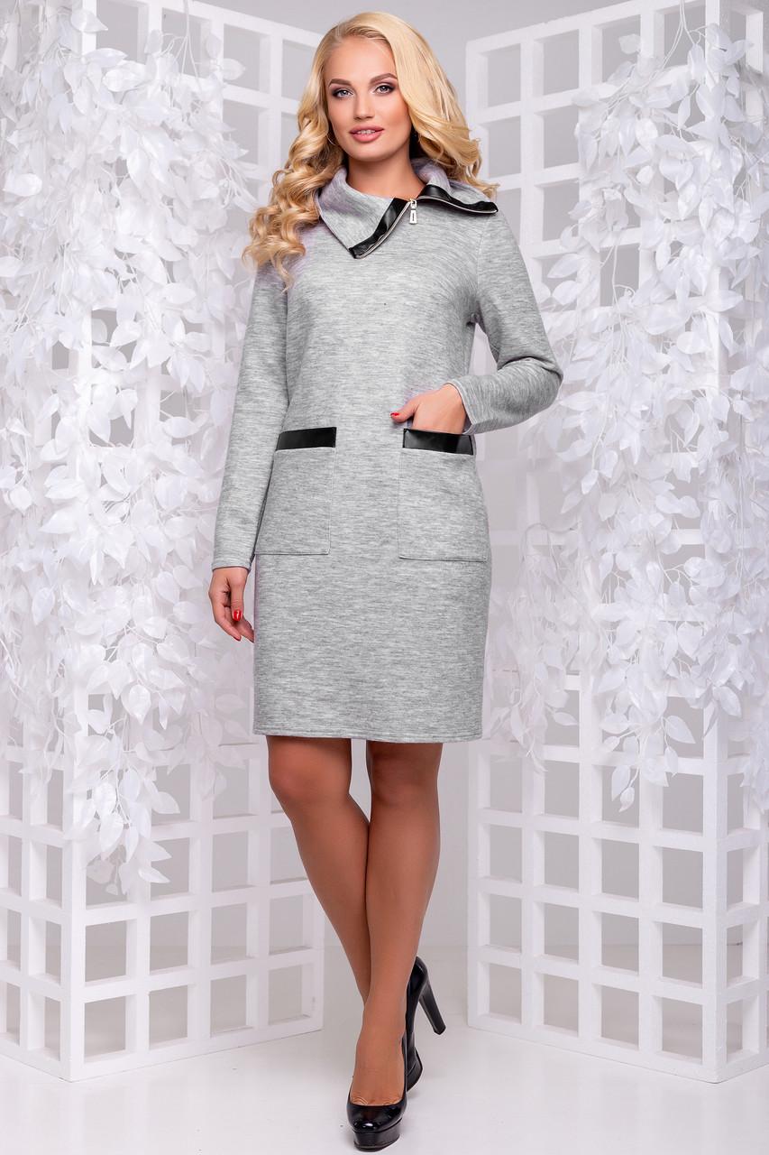 купить деловое платье от 54 размера