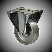 Неповоротное колесо из алюминия диаметром 100 мм термостойкое