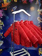 Куртка зима для мальчика Украина