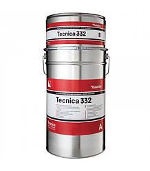 Двухкомпонентное эпоксидное финишное покрытие Tecniсa 332