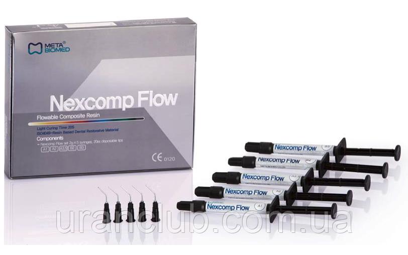 Наногибридный композит Nexcomp Flow