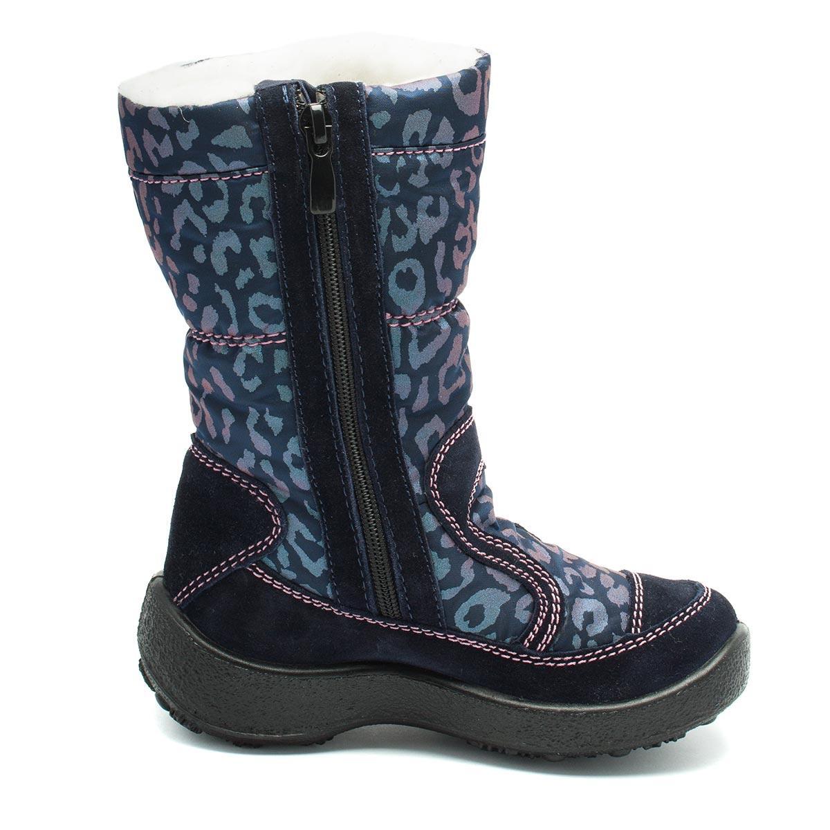 d0bb3d87b Мембранные ботинки Kapika, зимние, для девочки, размер 24-26