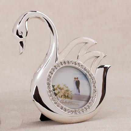 """Фоторамка """"Лебедь"""" (12*14 см), фото 2"""
