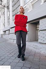 Замечательный женский спортивный очень теплый костюм размеры: 46-56, фото 3