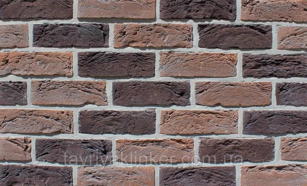 Плитка ручной формовки Loft-Brick 210х65х15 мм, серия Romance, Саппоро