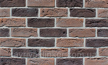 Плитка ручного формування Loft-Brick 210х65х15 мм, серія Romance, Саппоро