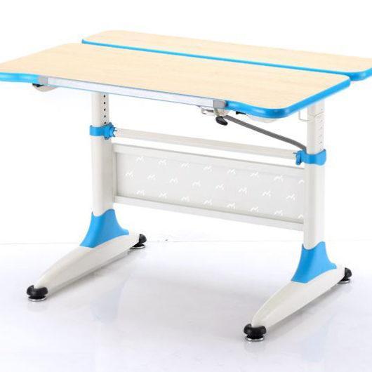 Дитяча парта растишка стіл трансформер Goodwin PALETTE К2 blue Comf-Pro