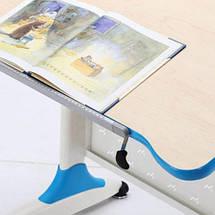Дитяча парта растишка стіл трансформер Goodwin PALETTE К2 blue Comf-Pro, фото 2