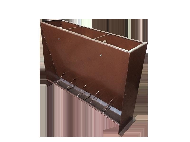 Кормушки для поросят (от 10 - 50 кг) для доращивания 6 секции