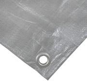 Тент тарпауліновий 4*6  щільність 110 гр/кв.м (тент тарпаулиновый 4*6 плотность 110 гр/кв.м)