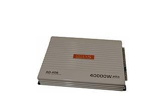 Усилитель звука автоусилитель ADS AD-406