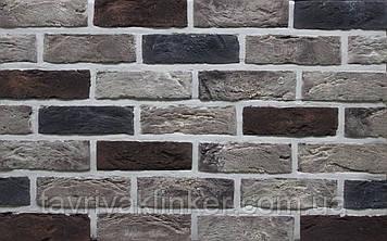 Плитка ручного формування Loft-Brick 210х65х15 мм, серія Romance, Челсі