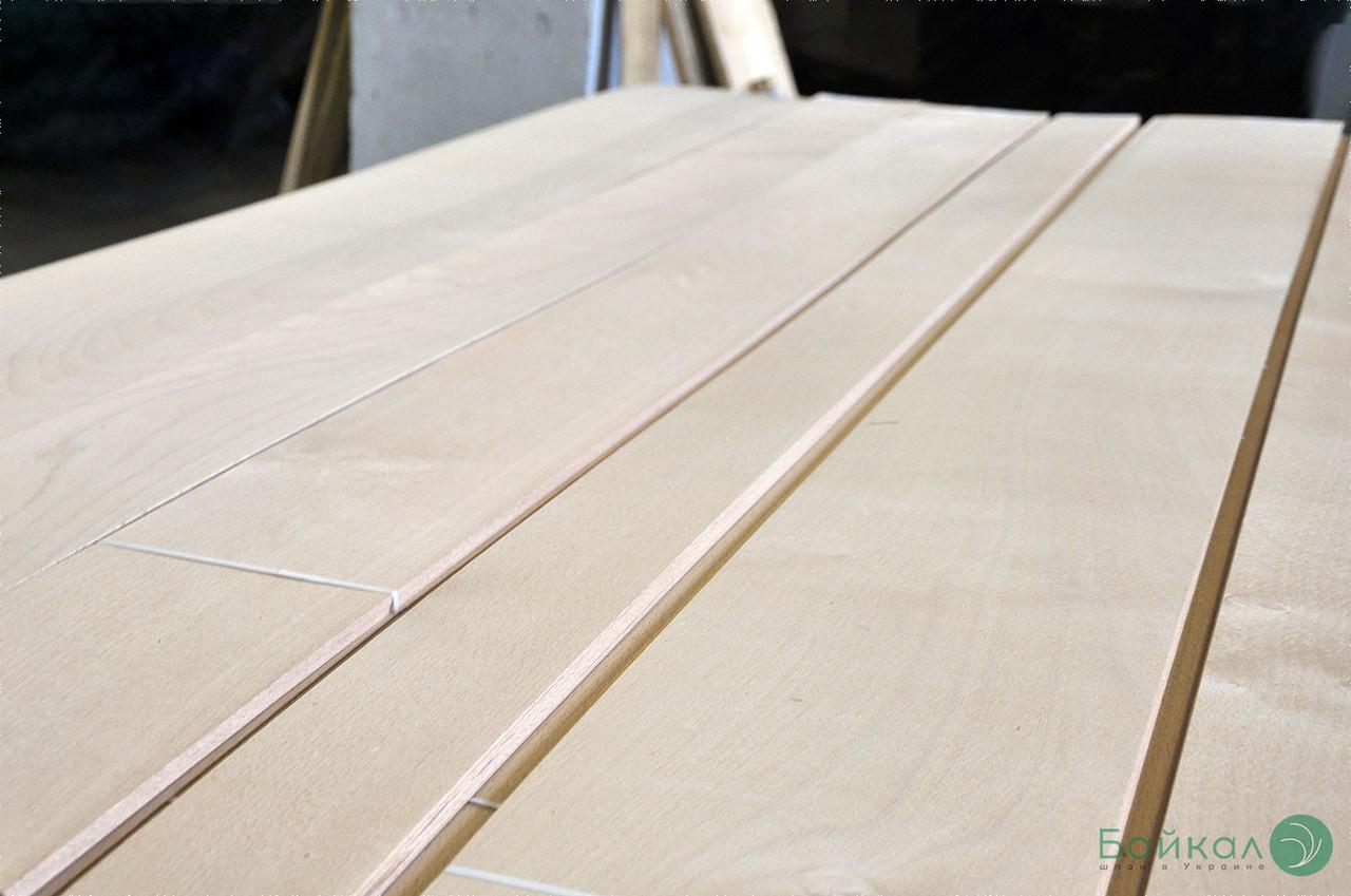 Шпон Бука - 0,6 мм довжина від 0,80 - 2,05 м / ширина від 10 см (II гатунок)