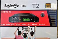 Цифровой эфирный DVB-T2 приемник Satcom T505