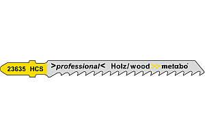"""100 лобзиковых полотен для дерева, """"Clean Wood"""". 74/ 4,0 мм (623704000)"""
