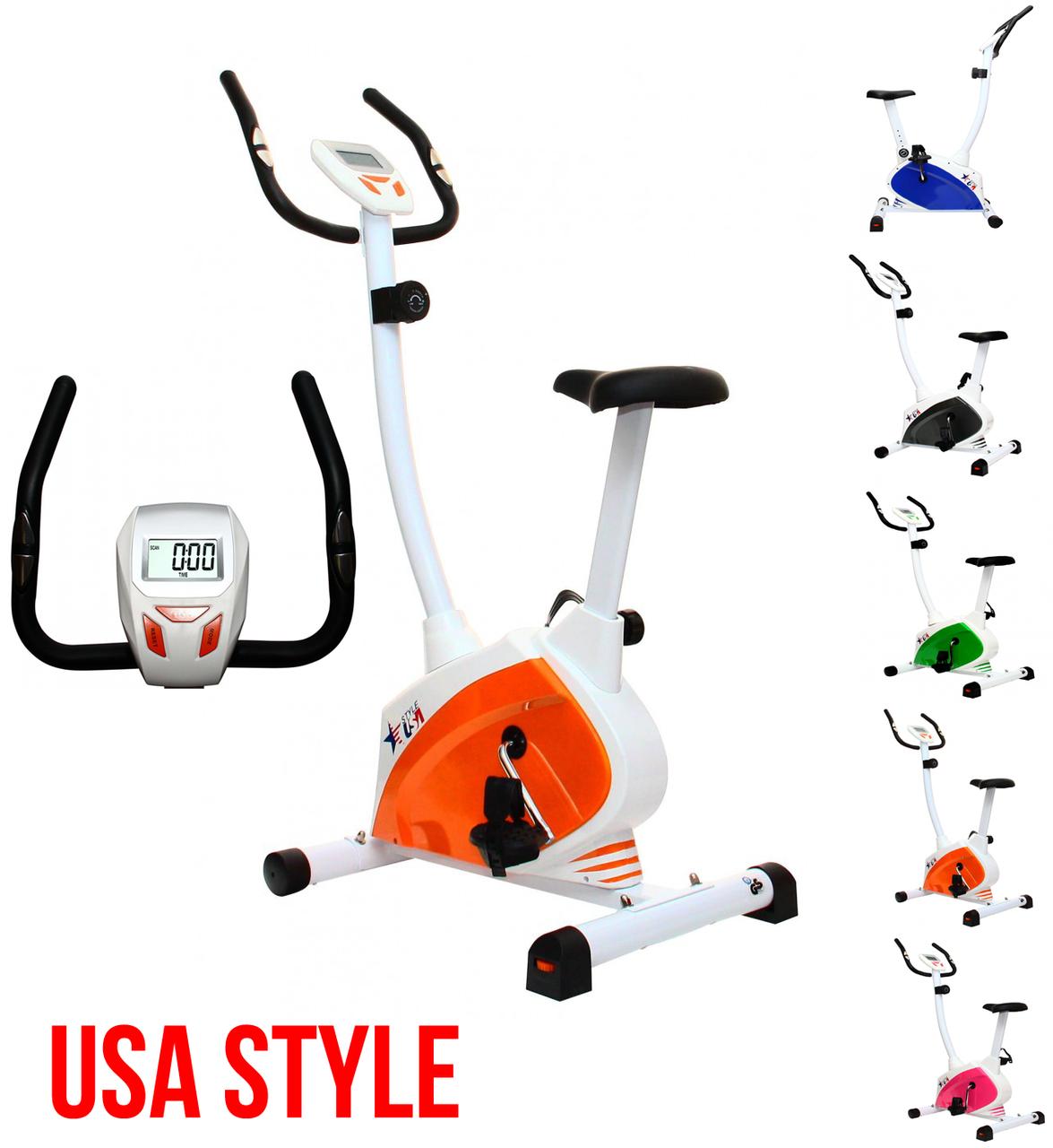 Велотренажер для похудения схема