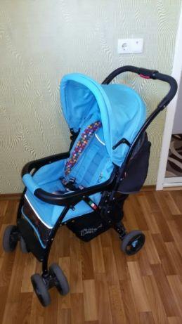 Прогулочная коляска Baciuzzi B14 Blue