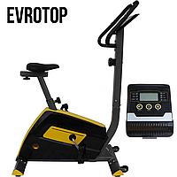 Тренажер велосипед Evrotop SS-BX-764B серия Marshal Fitness,Магнитная,8,5,Тип Вертикальный , 32, 12, BA100, Домашнее, 110, 1 - 10