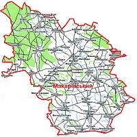 Геодезичні роботи та послуги в Макарівському районі