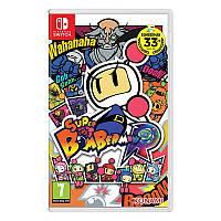 Игра Super Bomberman R для Nintendo Switch (английская версия)