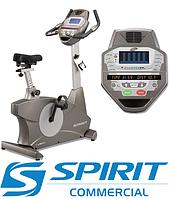 Тренажер велосипед Spirit CU800,Генераторная,13,5,Тип Вертикальный , 52, 24, BA100, Профессиональное, 180, Встроенный