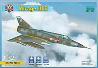 Mirage III E 1/72 ModelSvit 72045