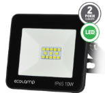 Светодиодный LED прожектор ECOLAMP 100W-9000lm-6500K-IP65