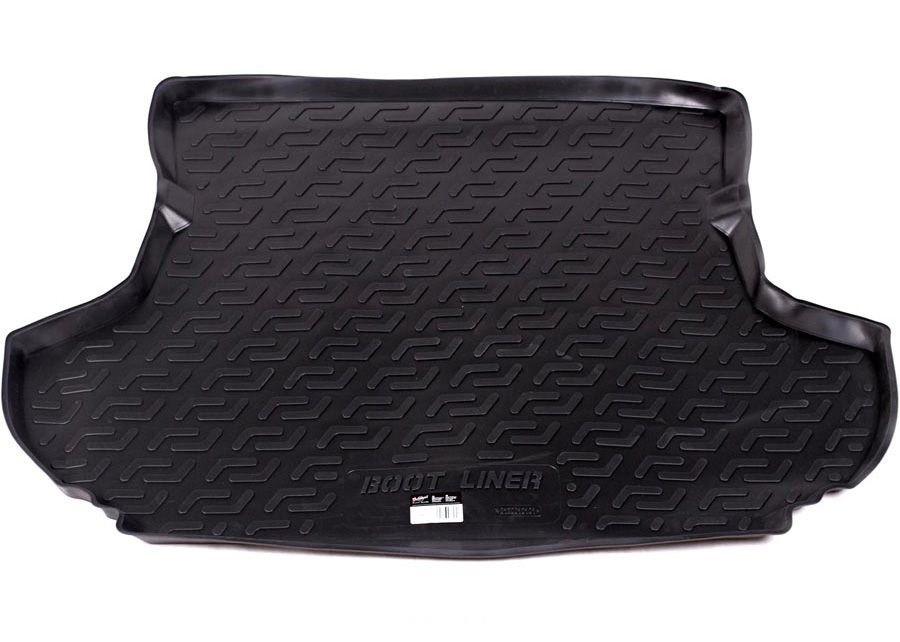 Коврик в багажник Peugeot 4007 (07-12) Пежо