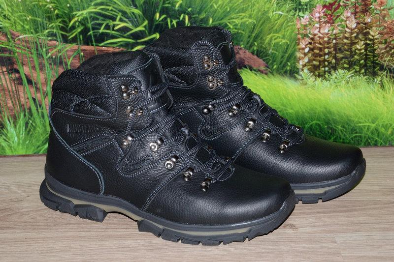 f9ffc1df6 Зимние ботинки мужские ECCO. Размеры: 40 41 42 43 44 45 - Натуральная кожа