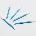 Маркер для разметки на ткани, смывающийся водой, цвет голубой, фото 2