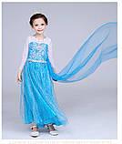 Костюм Frozen Эльзы для девочки, фото 2