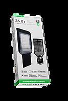 Уличный консольный LED светильник 36Вт 6500K 36000Lm ECOLAMP