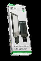 Уличный консольный LED светильник 100Вт, 10000Lm, 6500K ECOLAMP